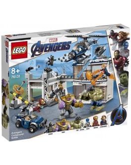 Конструктор LEGO Super Heroes Битва на базе Мстителей (76131) - bvl 76131