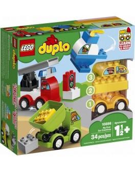 Конструктор LEGO DUPLO Мои первые машинки (10886) - bvl 10886