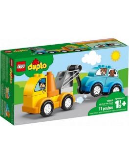 Конструктор LEGO DUPLO Мой первый эвакуатор (10883) - bvl 10883