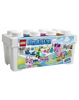 Конструктор LEGO Unikitty Коробка кубиков Королевство (41455) - bvl 41455