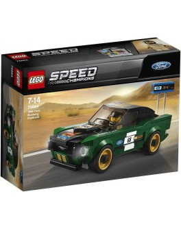Конструктор LEGO Speed Champions 1968 Ford Mustang Fastback (75884) - bvl 75884