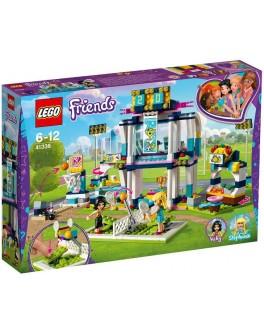 Конструктор LEGO Friends Стадион Стефани (41338) - bvl 41338