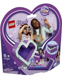 Конструктор LEGO Friends Шкатулка-сердечко Эммы (41355) - bvl 41355