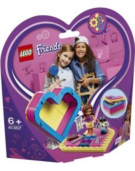 Конструктор LEGO Friends Шкатулка-сердечко Оливии (41357) - bvl 41357