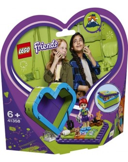 Конструктор LEGO Friends Шкатулка-сердечко Мии (41358) - bvl 41358