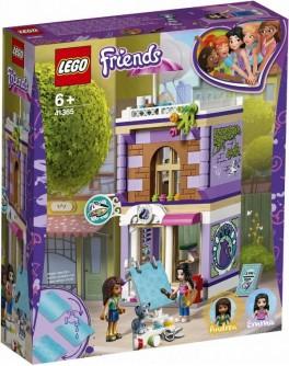 Конструктор LEGO Friends Творческая мастерская Эммы (41365) - bvl 41365