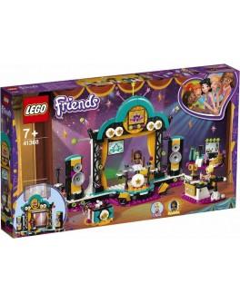 Конструктор LEGO Friends Шоу талантов Андреа (41368) - bvl 41368