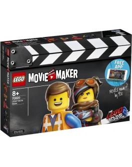 Конструктор LEGO® Movie Набор кинорежиссёра LEGO (70820) - bvl 70820