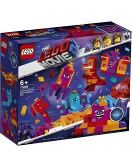 Конструктор LEGO® Movie Коробка королевы Многолики Строй, что угодно! (70825) - bvl 70825