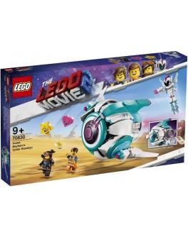 Конструктор LEGO® Movie Сес-Терский звездолет Мими Катавасии (70830) - bvl 70830
