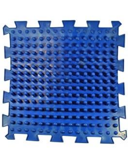 Коврик массажный Пазлы Микс Шипы 1 элемент - orto 07787