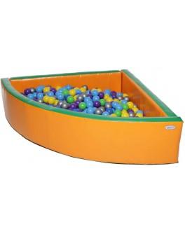 Сухой бассейн KIDIGO Угол 1,5 м - KIDI MMSB9