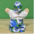Кукла-рукавичка Бабка - alb B071