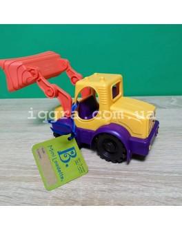 Игрушка для игры с песком Battat мини-экскаватор (BX1420Z) - KDS  BX1420Z