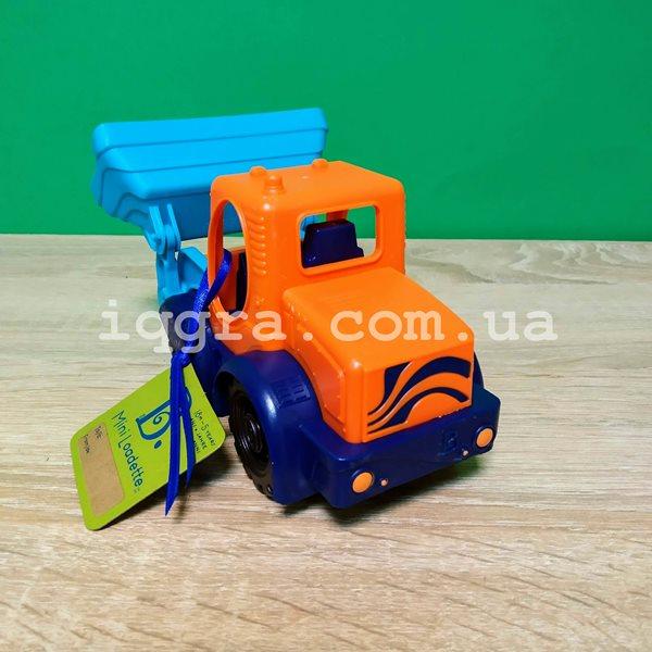Игрушка для игры с песком Battat мини-экскаватор (BX1440z) - KDS  BX1440z