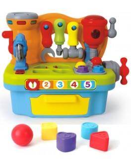 Игрушка Столик с инструментами, Hola Toys  - afk 907