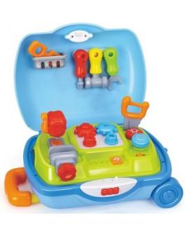 Игрушка Чемоданчик с инструментами, Hola Toys - afk 3106