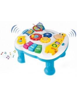 Музыкальный развивающий столик Keenway (K32702) - SGR K32702