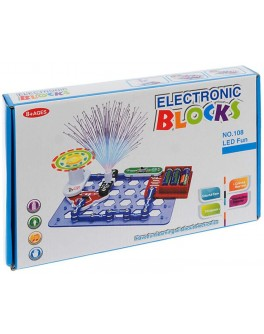 Електронний конструктор Electronic Blocks 108 - mpl 108
