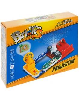 Електронний конструктор Electronic Blocks Проєктор - mpl 310