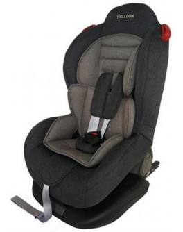 Автокресло Welldon Smart Sport Isofix (графитовый/серый) BS02N-TT95-001 - afk BS02N-TT95-001
