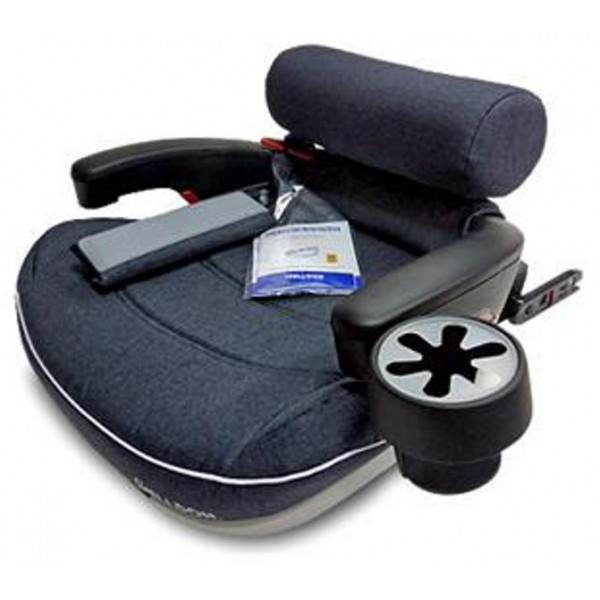 Автокресло Welldon Travel Pad IsoFix PG09-TP95-001