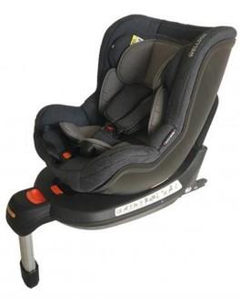 Автокресло Welldon Safe Rotate FIX (графитовый/серый) IG03-S95-001 - afk IG03-S95-001
