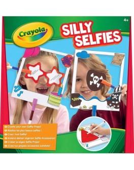 Набір для творчості Crayola Селфі - ves 93019