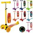 Триколісний самокат для дітей Mini BB 3-040-B - mpl BB 3-040-B