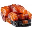 Машинка-трансформер SCREECHERS WILD! L 2 - Спайкстріп - KDS EU683125