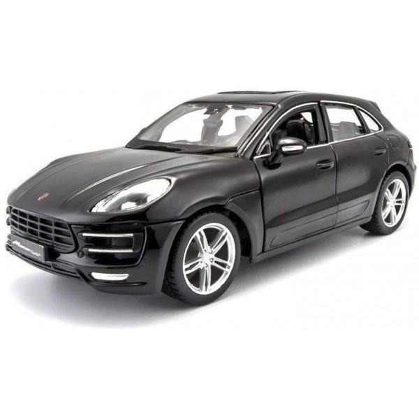 коллекционная автомодель Porsche Macan, Bburago