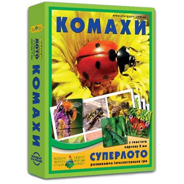 Комахи, розвиваюча гра-суперлото  - eplus M7346338