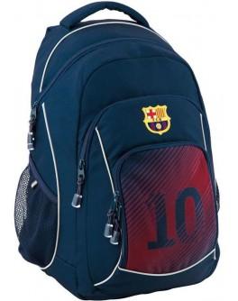 Рюкзак шкільний Kite FC Barcelona BC19-814L - kanc BC19-814L