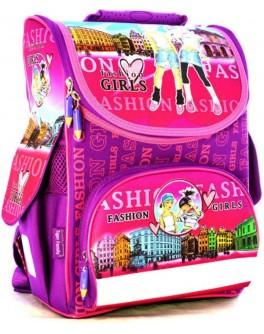 Ранец Fashion для учениц начальной школы, объем 13 л - ves 21001-1R