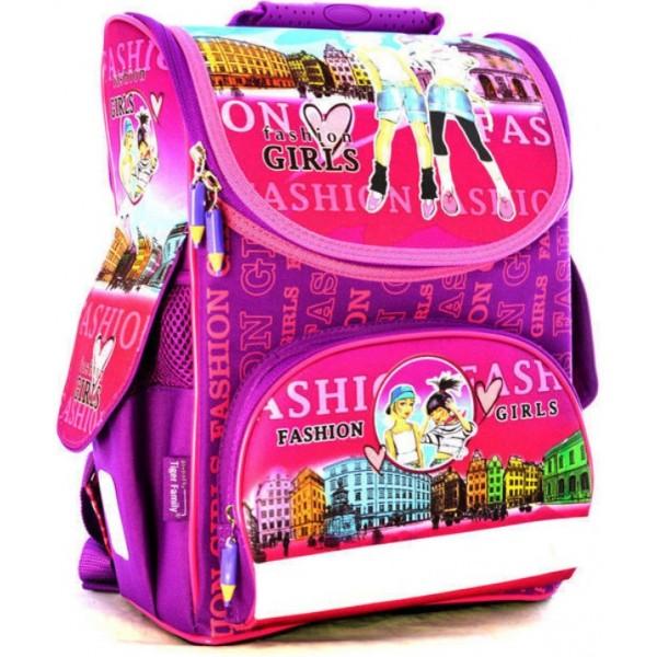 Ранець Fashion для учениць початкової школи, об'єм 13 л - ves 21001-1R