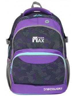 Ранец Discovery Backpack для учеников старшей школы, объем 21 л - ves TMDC18-A03