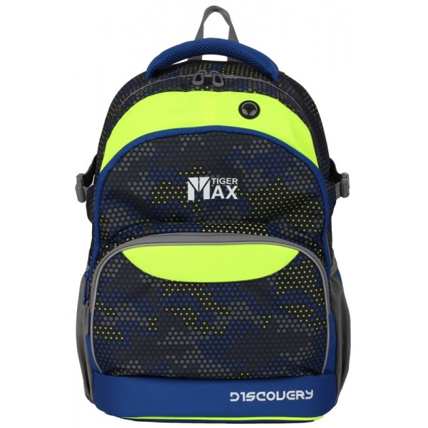 Ранець Discovery Backpack, Camo Blue