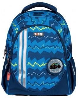 Ранец Champ Schoolbag для учеников начальной школы, объем 19 л - ves TGCH-001A