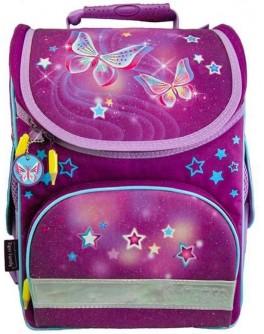 Ранец Nature Quest Starry Butterflies для учениц начальной школы, объем 13 л