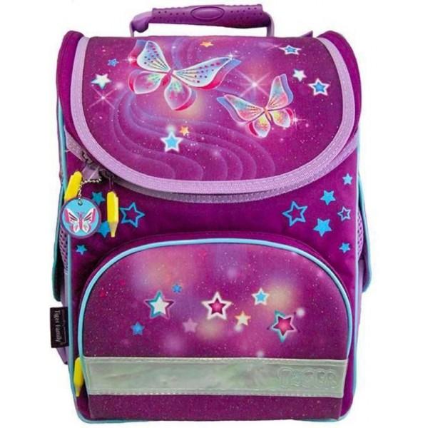 Ранець Nature Quest Starry Butterflies для учениць початкової школи, об'єм 13 л - ves TGNQ18-A05