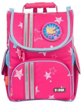 Ранец Nature Quest Twinkle Stars для учениц начальной школы, объем 13 л