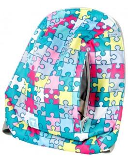Ранец Mini Vector Puzzle для детей, объем 5 л