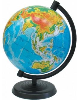 Глобус фізичний 16 см - kanc 9702