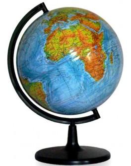 Глобус фізичний 22 см - kanc 9707