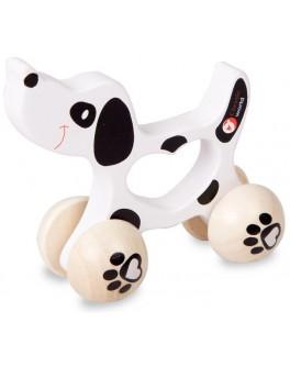 Дерев'яна іграшка Classic World Собака каталка - CW 3062