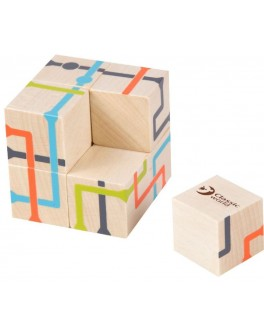 Дерев'яна іграшка Classic World Інтелектуальний кубик - CW 3734