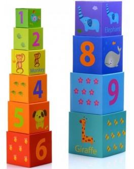 Іграшка Classic World Кубики трансформер - CW 3567