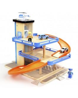 Дерев'яна іграшка Top Bright Гараж - top b 150154
