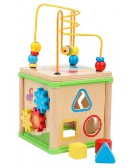 Дерев'яна іграшка Top Bright Великий пальчиковий лабіринт - top b 120140