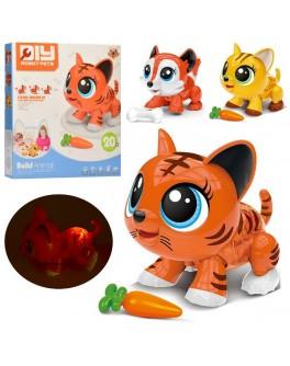 Інтерактивна іграшка-конструктор Robot Pets - mpl K-77-8-9